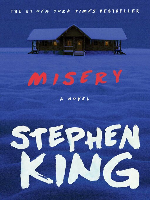 a review of misery a novel by stephen king