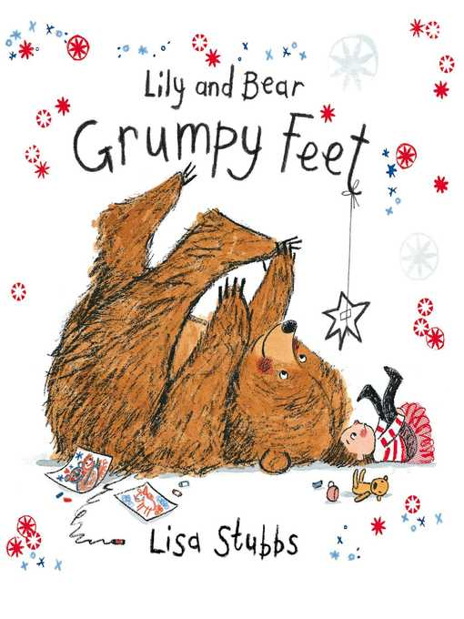 Cover of Grumpy Feet