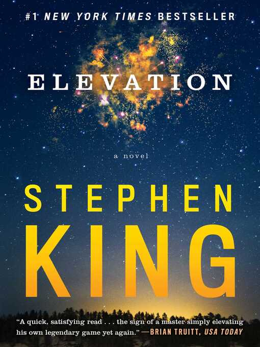 Cover of Elevation