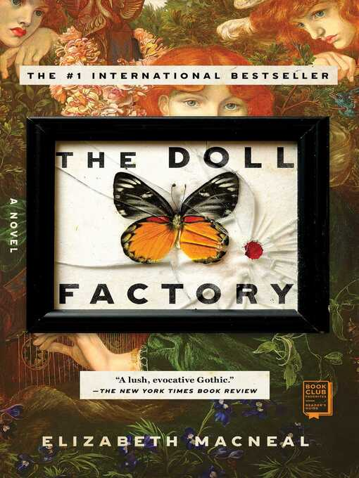 Cover image for The Doll Factory