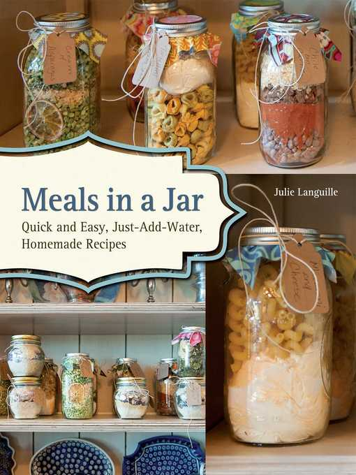 Title details for Meals in a Jar by Julie Languille - Available