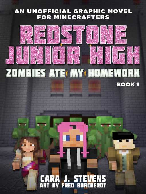 Cover image for Zombies Ate My Homework