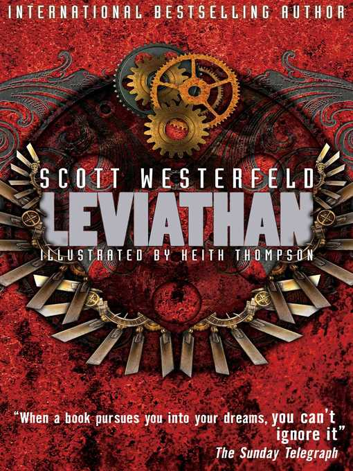 the elements that made the book leviathan by scott westerfeld balanced Scott westerfeld, you are amazing however, that is no newsflash my english teacher asked us to do an analytical essay on a book of choice and i decided to do it on this series.