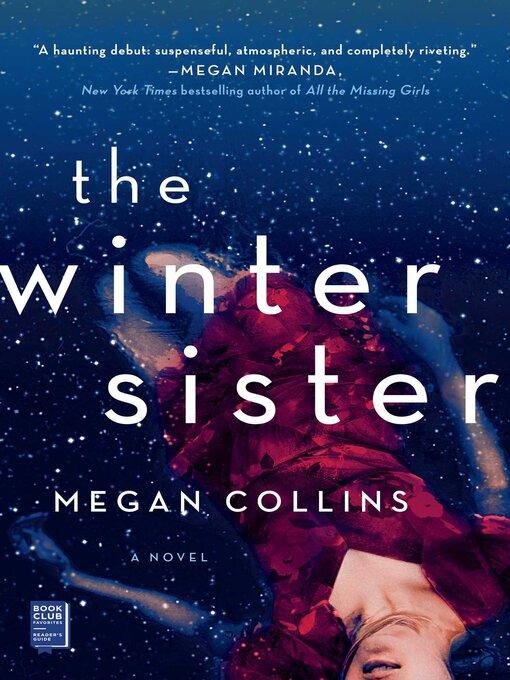 Title details for The Winter Sister by Megan Collins - Wait list