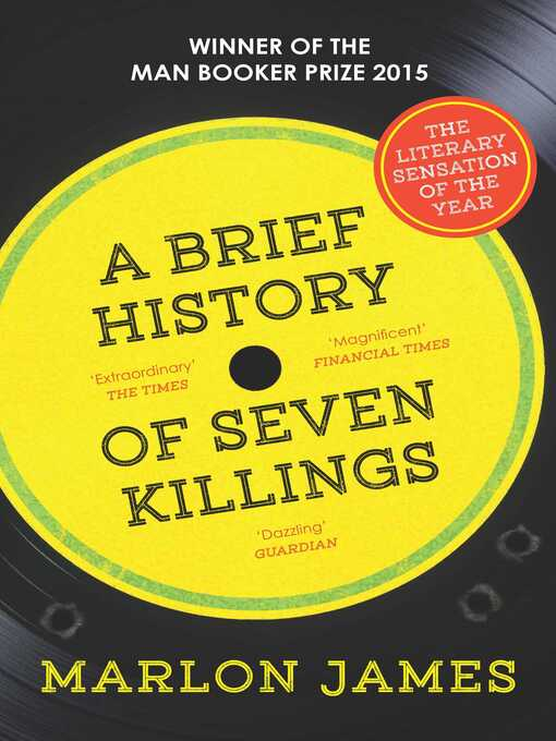 Title details for A Brief History of Seven Killings by Marlon James - Available