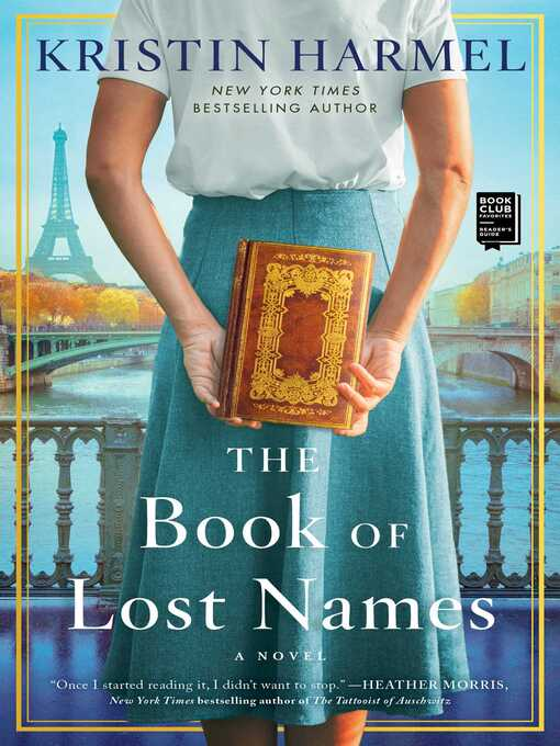 Title details for The Book of Lost Names by Kristin Harmel - Wait list