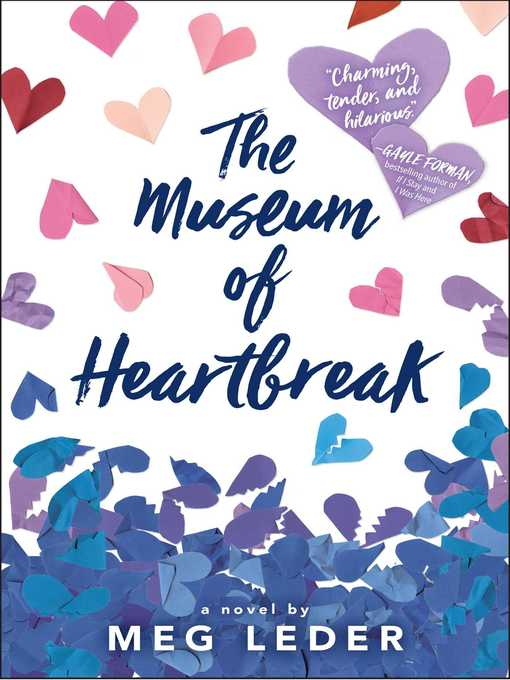 Cover of The Museum of Heartbreak