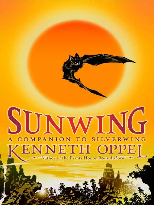 Title details for Sunwing by Kenneth Oppel - Wait list