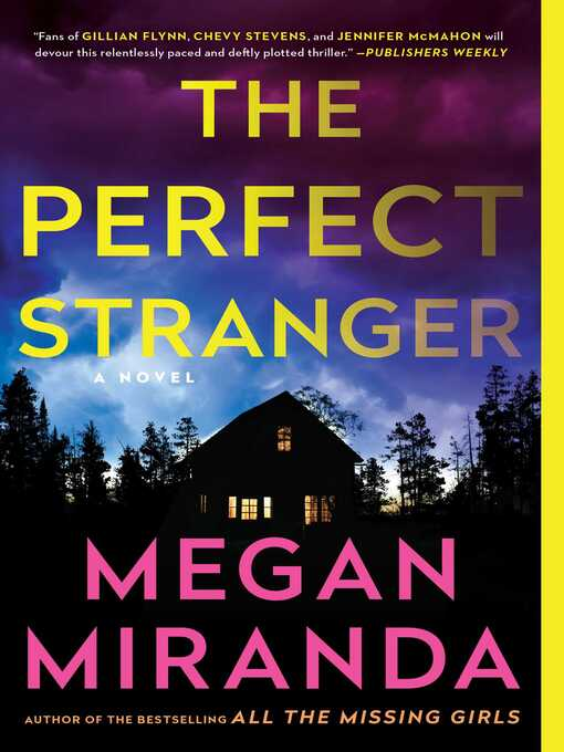Title details for The Perfect Stranger by Megan Miranda - Available