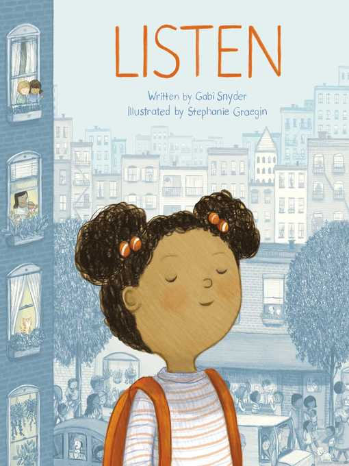 Title details for Listen by Gabi Snyder - Available