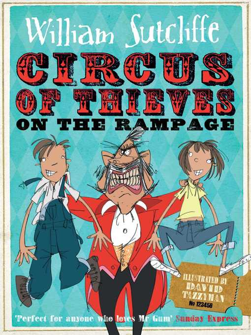 Cover of Circus of Thieves on the Rampage