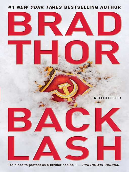 Title details for Backlash by Brad Thor - Available