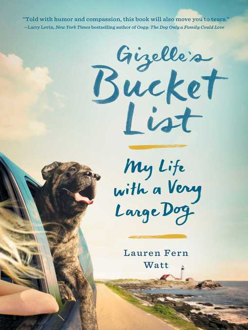 Cover of Gizelle's Bucket List