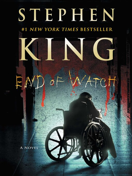 Title details for End of Watch by Stephen King - Wait list