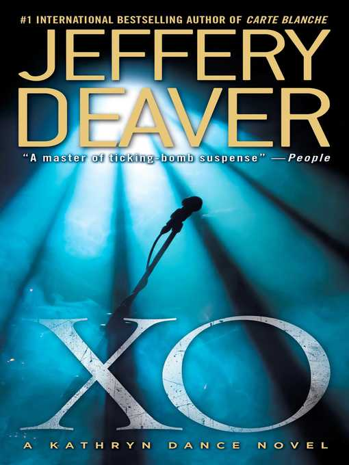 Title details for XO by Jeffery Deaver - Available