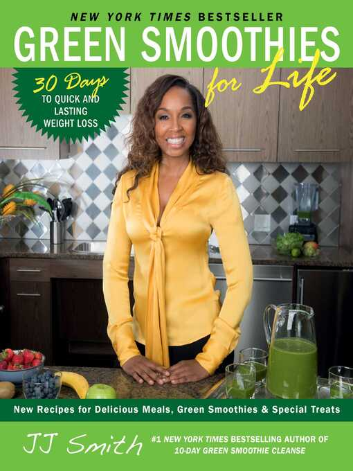Title details for Green Smoothies for Life by JJ Smith - Wait list