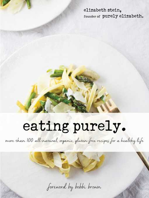 Cover of Eating Purely