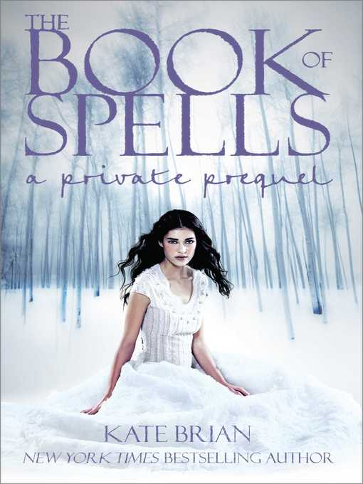Title details for The Book of Spells by Kate Brian - Wait list