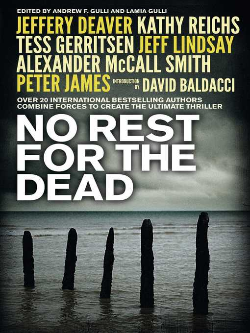 Title details for No Rest for the Dead by Jeffrey Deaver - Wait list