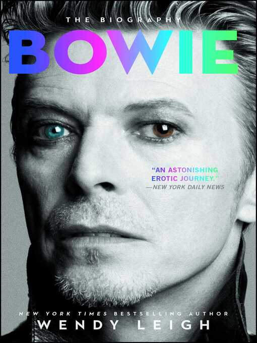 Title details for Bowie by Wendy Leigh - Wait list