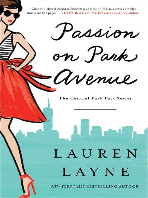 Cover image for Passion on Park Avenue