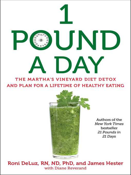 Title details for 1 Pound a Day by Roni DeLuz - Wait list
