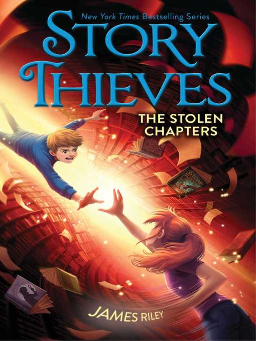 Title details for The Stolen Chapters by James Riley - Wait list