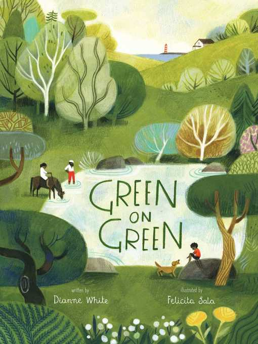 Title details for Green on Green by Dianne White - Available