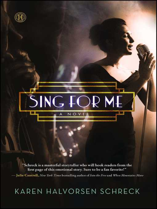 Title details for Sing for Me by Karen Halvorsen Schreck - Wait list