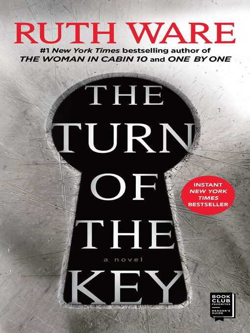 Title details for The Turn of the Key by Ruth Ware - Wait list