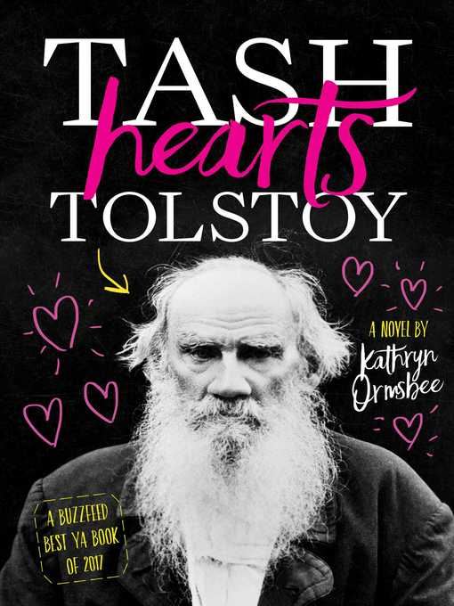 Cover of Tash Hearts Tolstoy