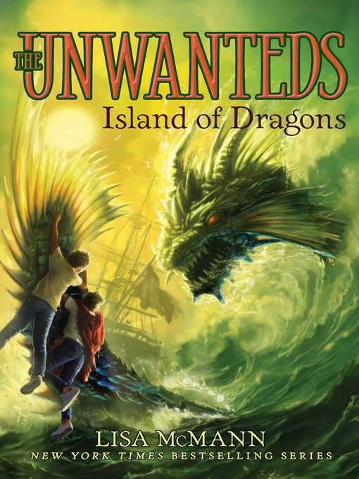 Title details for Island of Dragons by Lisa McMann - Wait list