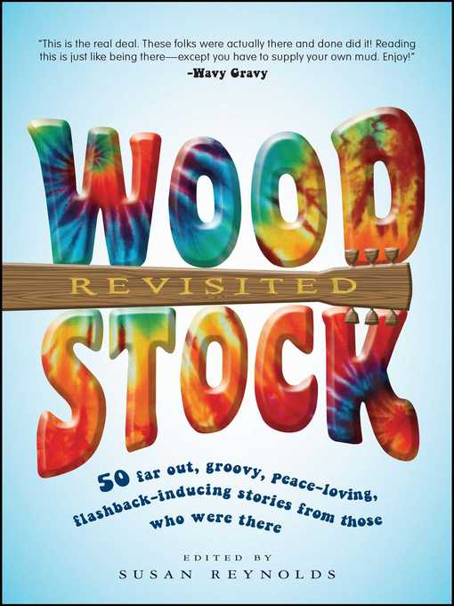 Title details for Woodstock Revisited by Susan Reynolds - Available