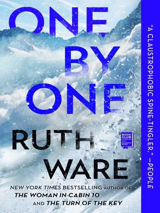 Title details for One by One by Ruth Ware - Wait list