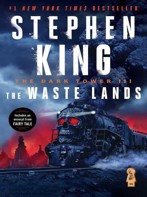 Cover of The Waste Lands