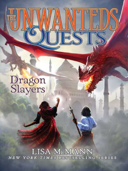Title details for Dragon Slayers by Lisa McMann - Available
