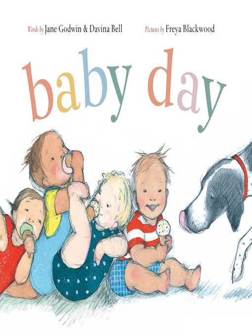 Cover of Baby Day