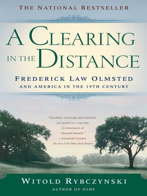Title details for A Clearing In the Distance by Witold Rybczynski - Wait list
