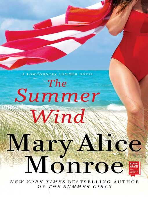Title details for The Summer Wind by Mary Alice Monroe - Available