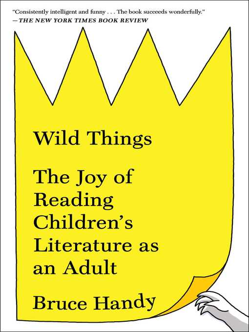 Title details for Wild Things by Bruce Handy - Wait list