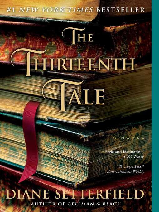 Title details for The Thirteenth Tale by Diane Setterfield - Wait list