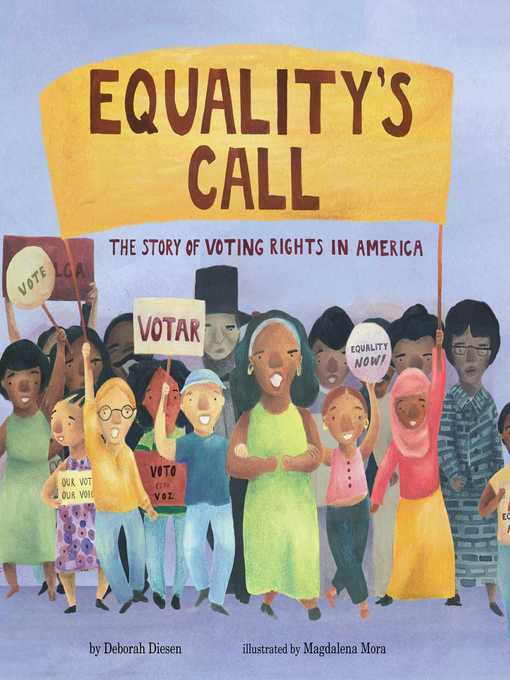 Title details for Equality's Call by Deborah Diesen - Available