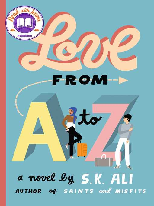 Title details for Love from a to Z by S. K. Ali - Wait list