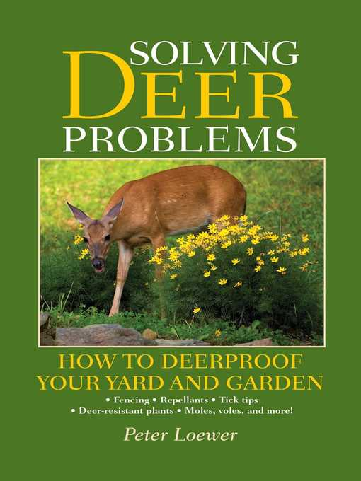 Title details for Solving Deer Problems by Peter Loewer - Available