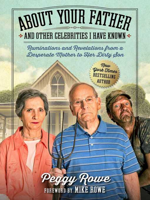 Title details for About Your Father and Other Celebrities I Have Known by Peggy Rowe - Wait list