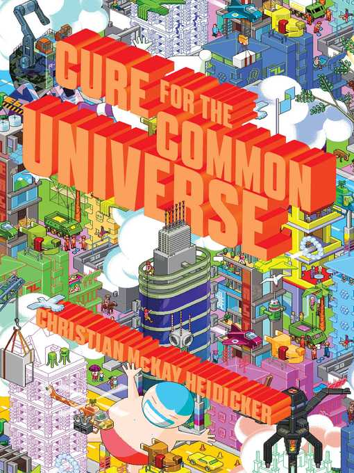 Cover of Cure for the Common Universe