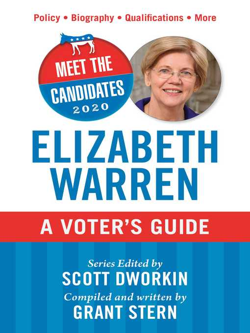 Title details for Meet the Candidates 2020 by Scott Dworkin - Available
