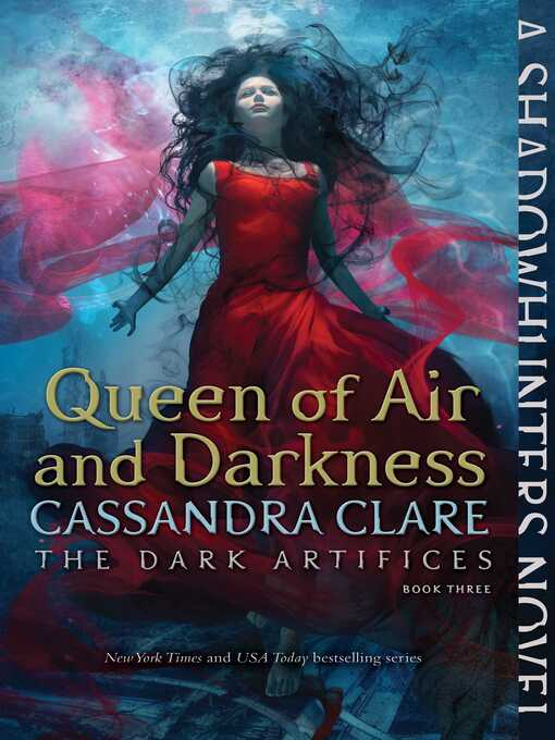Title details for Queen of Air and Darkness by Cassandra Clare - Wait list