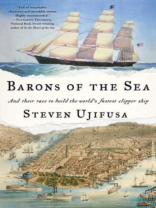 Title details for Barons of the Sea by Steven Ujifusa - Available