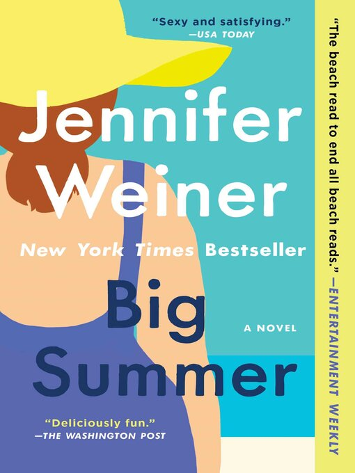 Title details for Big Summer by Jennifer Weiner - Wait list